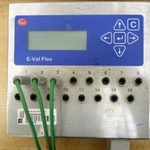 Thermal validation system Ellab with probes